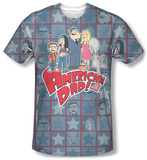 American Dad - Family T-shirts