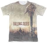 Falling Skies - Skitter Head Sublimated