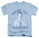 Youth: Doogie Howser - Trust Me T-shirts