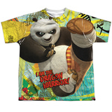 Youth: Kung Fu Panda - Dragon Warrior T-shirts
