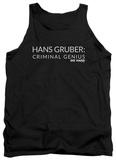 Tank Top: Die Hard - Criminal Genius Tank Top