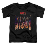 Toddler: KISS - Destroyer Cover Shirts