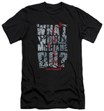 Die Hard - WWMD (slim fit) Shirts