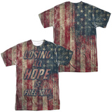Fight Club - Losing Hope (Front/Back Print) Shirt