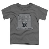 Toddler: Grizzly Adams - Survival T-shirts
