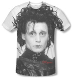 Edward Scissorhands - Heads Up T-Shirt