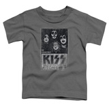 Toddler: KISS - Live T-shirts