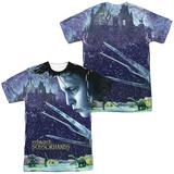 Edward Scissorhands - Home Poster (Front - Back Print) (Front/Back Print) T-Shirt