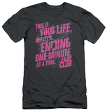 Fight Club - Life Ending (slim fit) Shirt