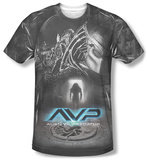 Alien vs Predator - Skulls T-Shirt