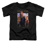 Toddler: Grizzly Adams - Collage T-shirts