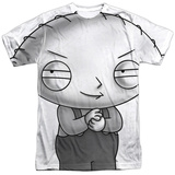 Family Guy - Stewie Head T-shirts