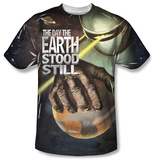 Youth: The Day The Earth Stood Still - Planet Earth T-shirts