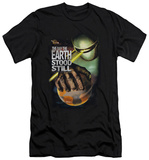 The Day The Earth Stood Still - Hold The Planet (slim fit) Shirts