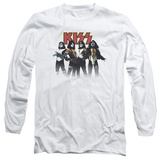Longsleeve: KISS - Throwback Pose T-Shirt