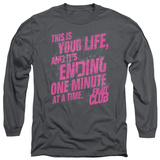 Longsleeve: Fight Club - Life Ending T-shirts