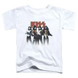 Toddler: KISS - Throwback Pose - T-shirts
