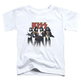 Toddler: KISS - Throwback Pose T-Shirt