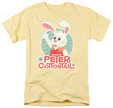 Here Comes Petter Cottontail - Peter Wave Shirt