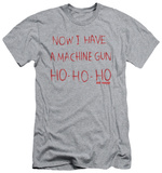 Die Hard - Machine Gun (slim fit) Shirts