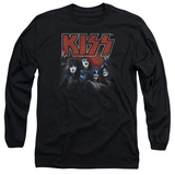 Longsleeve: KISS - Kings T-shirts
