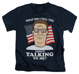 Youth: King Of The Hill - Speak Not T-Shirt