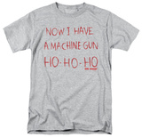 Die Hard - Machine Gun T-shirts