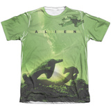 Alien - Ship Sublimated
