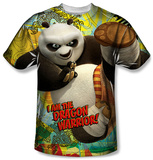 Kung Fu Panda - Dragon Warrior Shirts