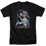 Edward Scissorhands - That Night T-shirts