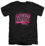 Fight Club - Project Mayhem V-neck T-shirts