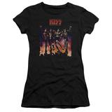 Juniors: KISS - Destroyer Cover - Tişört