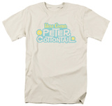 Here Comes Peter Cottontail - Logo T-shirts