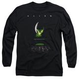 Longsleeve: Alien - Poster T-Shirt