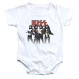Infant: KISS - Throwback Pose Infant Onesie