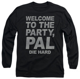 Longsleeve: Die Hard - Party Pal Shirts