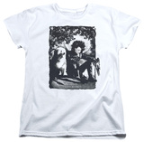 Womans: Edward Scissorhands - Lucky Dog T-Shirt