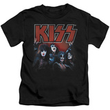Youth: KISS - Kings T-Shirt