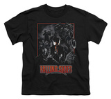 Youth: Falling Skies - Collage T-shirts