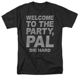 Die Hard - Party Pal T-shirts