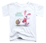 Toddler: Here Comes Peter Cottontail - Hop Around T-shirts