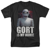 The Day The Earth Stood Still - Gort Homie Shirts