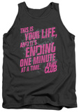 Tank Top: Fight Club - Life Ending Tank Top