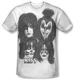 KISS - Heads Sub T-Shirt
