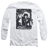 Longsleeve: Edward Scissorhands - Lucky Dog T-Shirt