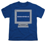 Youth: Doogie Howser - Computer Shirts