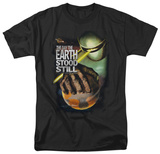 The Day The Earth Stood Still - Hold The Planet T-Shirt