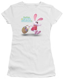 Juniors: Here Comes Peter Cottontail - Hop Around T-shirts