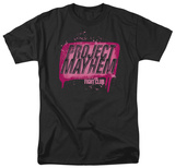 Fight Club - Project Mayhem Shirts