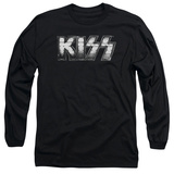 Longsleeve: KISS - Heavy Metal Shirt